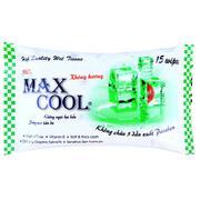 Khăn ướt Max Cool 15 tờ