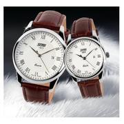 Đồng hồ SKMEI nữ dây da cổ điển SK005