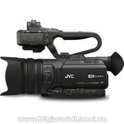 Máy quay chuyên dụng 4K Compact Handheld JVC GY-HM170U