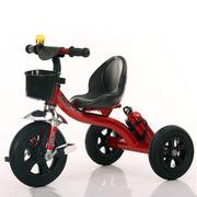 Xe ba bánh kèm bình nước và giỏ xe XD300DM (Đỏ mận)