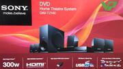 Dàn âm thanh Sony DAV-TZ140 5.1 kênh 300W - Đen - Siêu thị điện máy vanphuc.com.vn