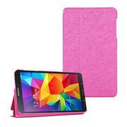 Bao da Samsung T330 Galaxy Tab 4 8.0 inch - hồng