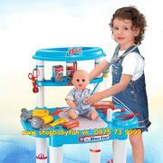 Bộ đồ chơi bác sĩ cho bé