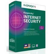 Phần mềm diệt VirusKaspersky Internet Sercurity (KIS) bản quyền 1 năm (Box)