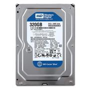 PC HDD WD 320GB Sata (Cty)