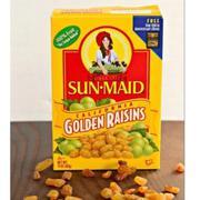 Nho Khô Không hạt vàng của Mỹ Sun Maid Raisins 425g