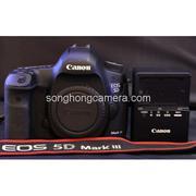Canon EOS 5D Mark III body qua sử dụng đẹp
