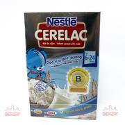 Bột ăn dặm Nestle gạo sữa dinh dưỡng
