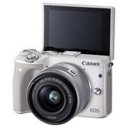 Canon EOS M3 14.2MP với Lens kit 15-45mm IS STM (Trắng) - Hãng Phân phối chính thức