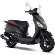 Xe máy Attila-V Smart Idle (Đen)