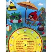 Đồng Hồ Angrybirds Năng Động – Rovio