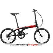 Xe đạp Tern Link D8 BLK - RED