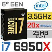CPU INTEL CORE i7 6950X 3.0Ghz 25MB