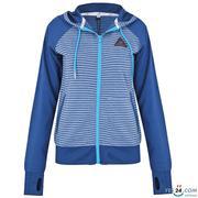 Áo khoác chống nắng chống tia UV sọc phối trơn xanh đen - KI261603