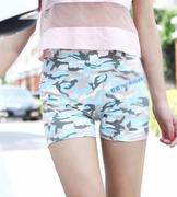 quần short nữ rằn ri