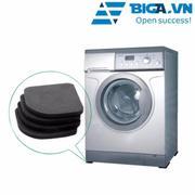 Bộ 4 Chân Đế Kê Máy Giặt + Tặng 1 Dao Bỏ Ví Hình Thẻ ATM