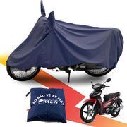 Áo bảo vệ xe máy có tai gương Raincoat Well