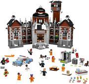 Bệnh Viện Thần Kinh Arkham Asylum