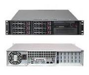 SUPERMICRO USA 1U SERVER RACK SC512L-260B - CPU E3