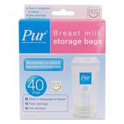 Túi trữ sữa hộp 40 túi Pur PUR6202