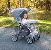 Tấm che xe đẩy bé gái Safety First