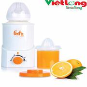 Máy hâm sữa tiện lợi đa chức năng Fatzbaby FB3010AC (Cam)