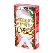 Bao Cao Su Sagami Strawberry - Hộp 10 Chiếc