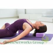 Thảm tập Gym và Yoga TPE 6mm 2 lớp Cao Cấp