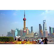 Bắc Kinh - Thượng Hải - Tô Châu - Vô Tích - Hàng Châu