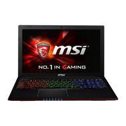 Máy tính xách tay MSI GE60 2QD APACHE 9S7-16GF11-1090 15.6 inches Đen
