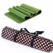 Thảm tập Yoga siêu cao cấp TPE đúc 1 lớp - có túi đựng đi kèm - TYOGATPE
