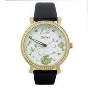 Đồng hồ nữ mặt ngọc trai Julius JA-744