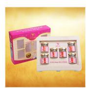 Bộ 6 hộp Tổ yến chưng sẵn có đường hương sen Phan Việt (hộp 6 lọ x 70ml)