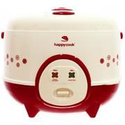 Nồi cơm điện Happy Cook Cook HC180A (Đỏ)