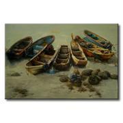 Tranh in canvas sơn dầu Thế Giới Tranh Đẹp Scenery 123