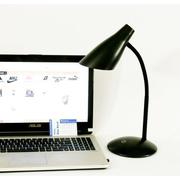 Đèn đọc sách để bàn cảm ứng bảo vệ mắt - chống cận thị Magiclight LMG8499 (Trắng) (Đen)(Đen)