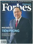 Việt nam Forbes - Nhà đầu tư tiên phong