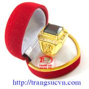 Nhẫn nam vàng 999