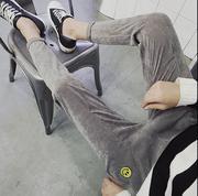quần dài nam mặt cười