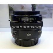 Lens Canon 50mm F1.4 USM ( qua sử dụng 96%) serial: 00627