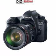 Canon EOS 6D 20.2MP với ống kính 24-105 F4 L IS USM - Hãng phân phối chính thức