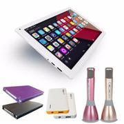 Máy tính bảng Cutepad B1074 New 16GB Wifi (Trắng)– Hãng Phân phối chính thức + bao da ngẫu nhiên+ Tặ...