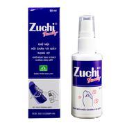 Khử mùi hôi chân và giày Zuchi Family 50ml