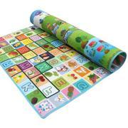 Thảm xốp Maboshi 2 mặt, nhiều họa tiết hoạt hình cho bé 2.0 x 2.2m