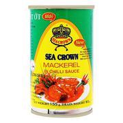 Cá Nục Sốt Ớt Seacrown Lon 155g