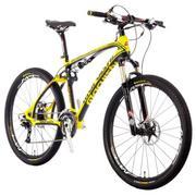 Xe đạp Kings8500 (đen đỏ)