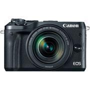 Canon EOS M6 24.2MP với ống kính 18 - 150 IS STM (Đen) - Hãng phân phối chính thức