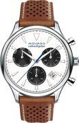Movado Heritage Series Calendoplan Chronograph 43mm