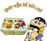 """Bộ Truyện """"Shin – Cậu Bé Bút Chì"""" (49 Cuốn)"""