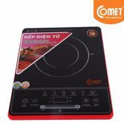 Bếp điện từ Comet CM5458R (Đỏ) (Đen)